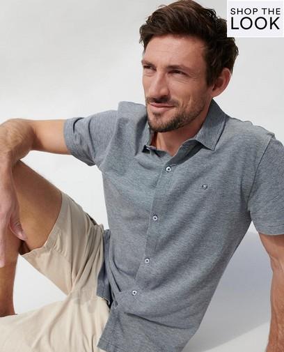 Stretchy en zacht hemdje